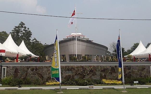 Museum Unik Berbentuk Kapal Laut di Batujajar Kabupaten Bandung Barat