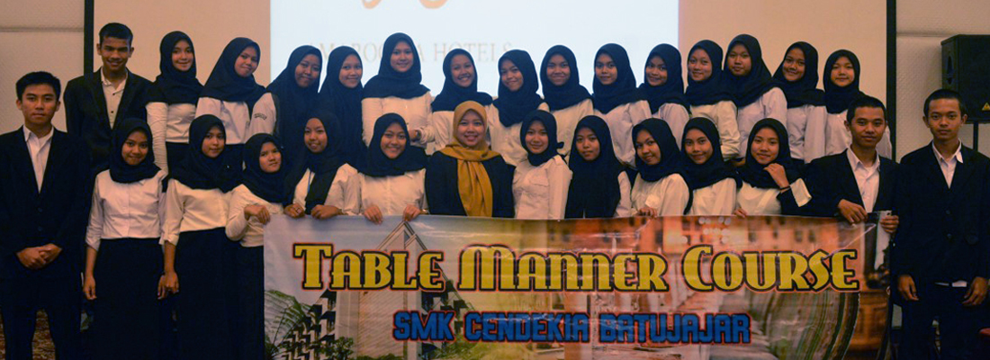 Table Manner Course