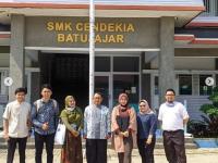 Kegiatan Free Trial e-Learning di SMK Cendekia Batujajar