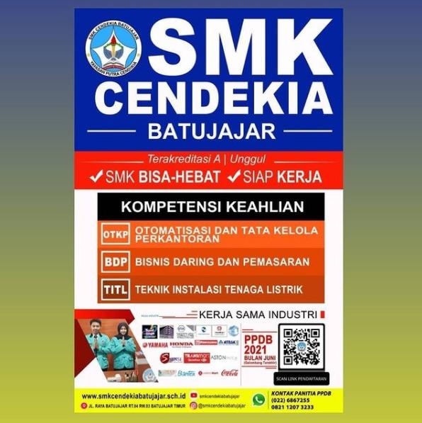 Kenapa Pilih SMK Cendekia Batujajar?
